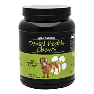 Picture of FTO Dental Health Chews for Dogs (1 kg Jar)